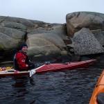 Paddling Gåsö Bohuslän