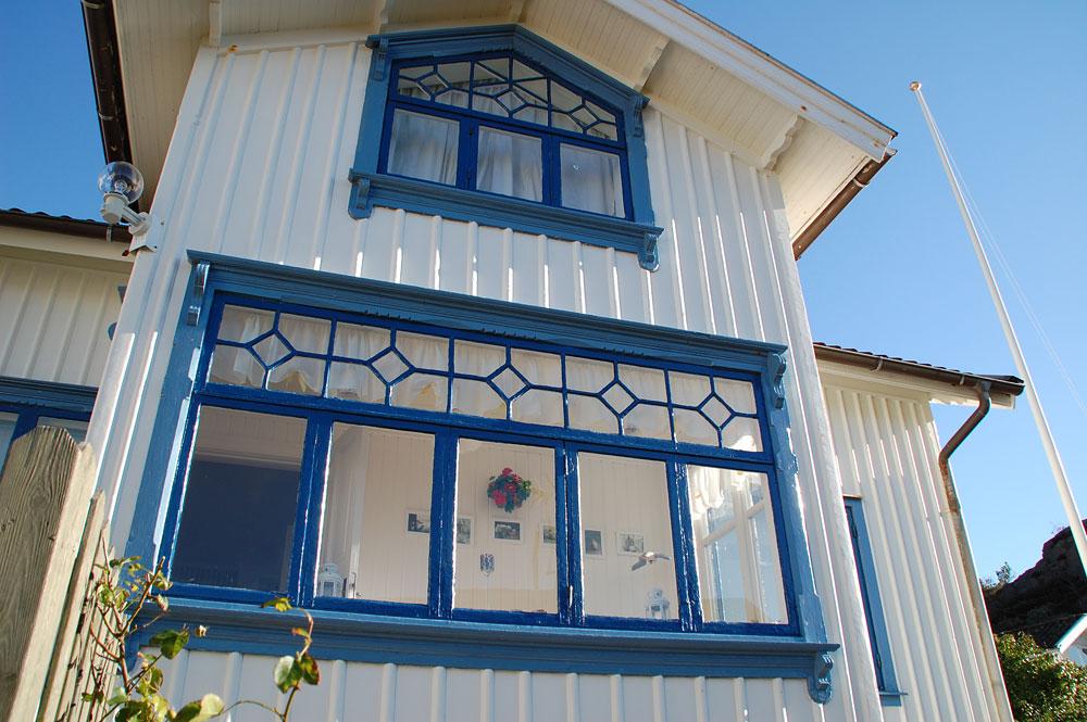 Lilla Kornö hus exteriört