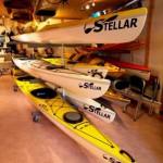 Stellar surfski och kajak i Grebbestad