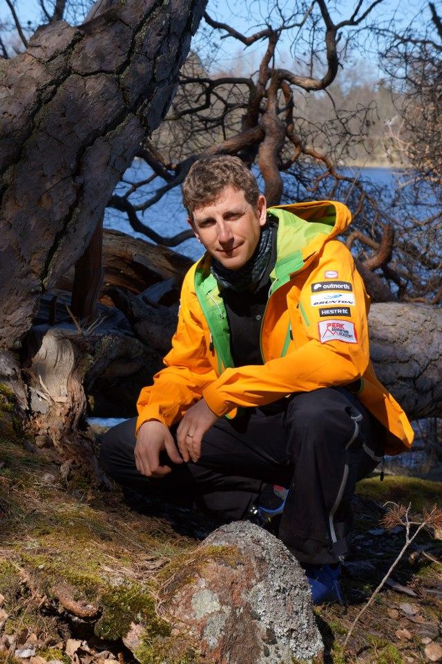 Sören Kjellqvist Norgeexpedition