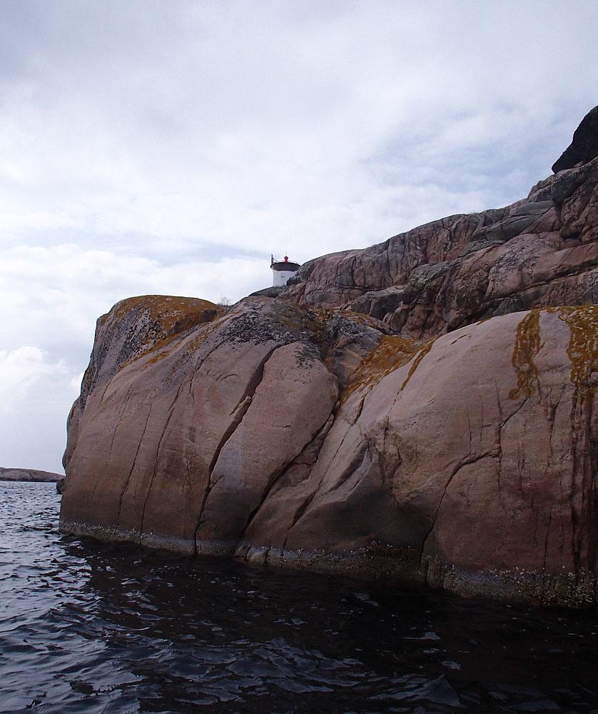 Brände Holmen paddling Fjällbacka skärgård