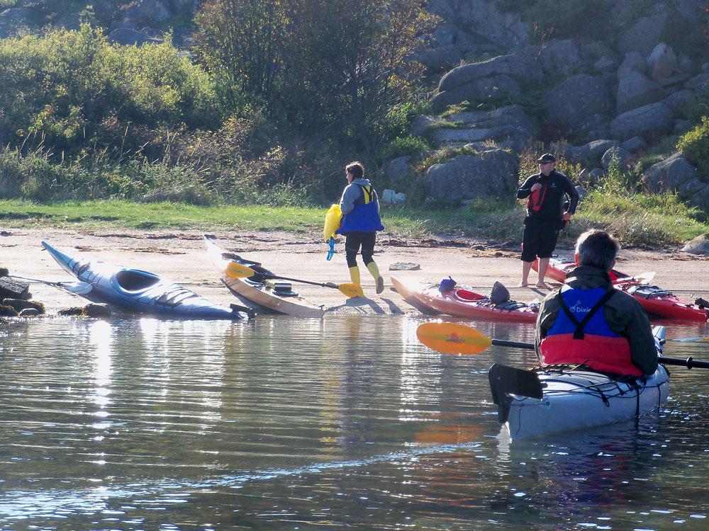 Trinisla paddling Fjällbacka skärgård