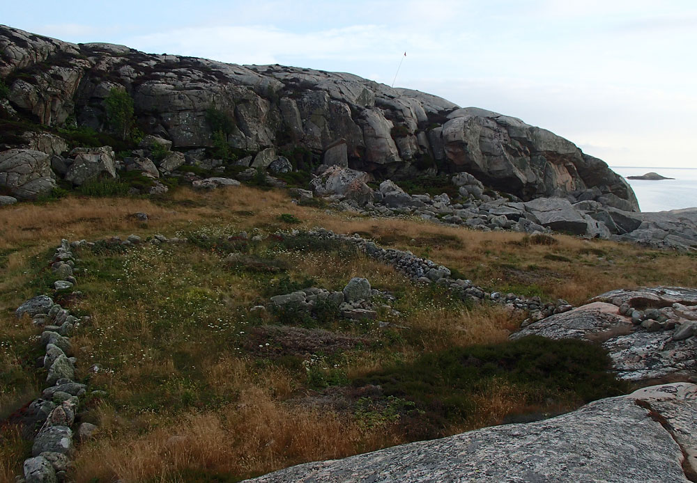 Vedholmen Fjällbacka skärgård