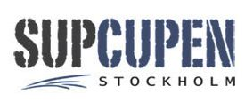 SUP-cupen Stockholm logo