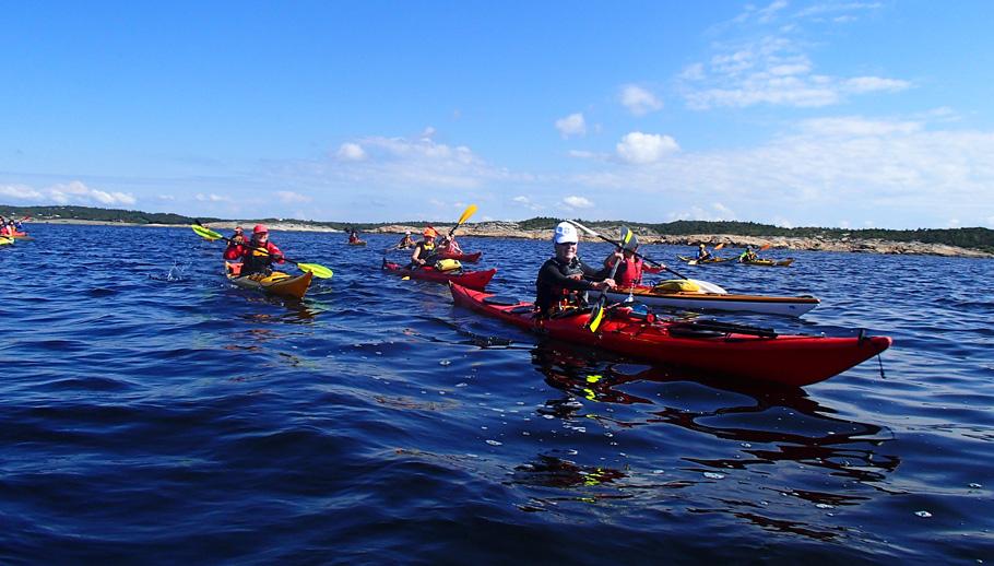 Storesandslägret på Hvaler 2014