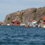 Paddling Hamburgsund