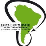 Freya Hoffmeister South America circumnavigation