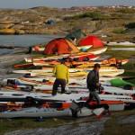 Paddling orust runt 2012