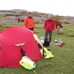 Paddling orust runt 2012 Vallerö