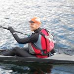 Johan Linder Paddling orust runt 2012 Vindön