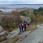Paddling vid Hättan
