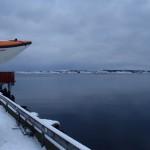 Vinterpaddling Ellös start
