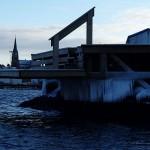 Isig brygga Lysekil bohuslän