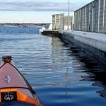paddling bohuslän vinter