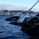 Isig badtrappa bohuslän