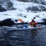 Vinterpaddling Bohuslän