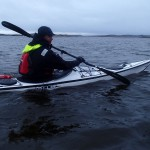 Paddling Gullmarsfjorden Bohuslän