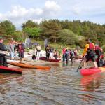 West coast water kajakfestival