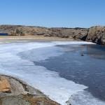 Dannemark vinterpaddling sandrevel