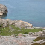 Kyrkegårdsö Fjällbacka skärgård